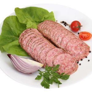 Колбас закуска слайс