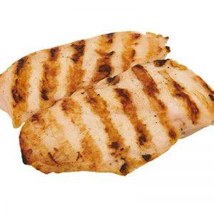 Печена пилешка пържола филе