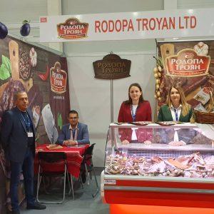 🇷🇴🇧🇬Родопа Троян със специално участие в изложение Индагра в Букурещ, Румъния